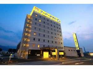 スーパーホテル四国中央 外観