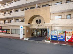 スカイハートホテル川崎(旧 ホテルスカイコート川崎)の写真