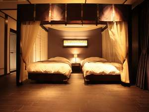 伊勢にたたずむ 王朝浪漫の夢見宿 斎王の宮:全国初!の全室天蓋ベッドでおもてなし