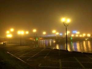 日本のロンドン幻想的な霧の街並みをお楽しみください