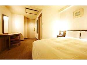 アーバンホテル ツインズ調布:セミダブル1