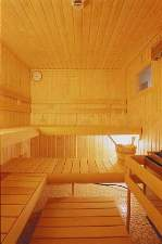スパ&サウナ ホテル日立プラザ(BBHホテルグループ):ストーブに水を掛けながら楽しむフィンランドサウナ