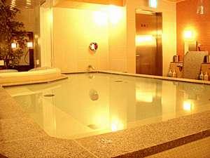 スパ&サウナ ホテル日立プラザ(BBHホテルグループ):美容・ストレス解消に効果抜群高濃度炭酸泉