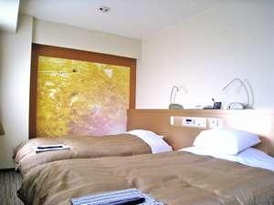 スパ&サウナ ホテル日立プラザ(BBHホテルグループ):スタンダードツインルーム