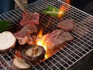 鹿児島黒豚バーベキュー・お鍋プラン☆大自然を満喫☆