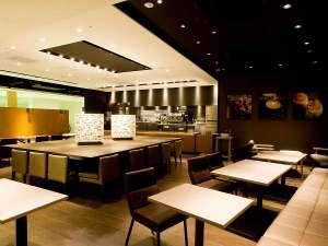 JR東日本ホテルメッツ 宇都宮:朝食会場「LAPIS」