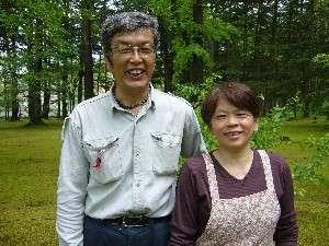 【オーナー夫婦】中軽井沢へお越しの際はお立ち寄り下さい。