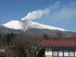 2009,2,9小噴火した翌日