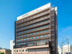 スーパーホテルPremier金沢駅東口 天然温泉鼓門の湯 20.9.5 OPENの写真