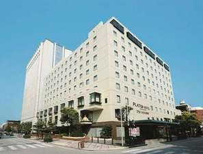 プラトンホテル四日市 外観