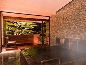 箱根芦ノ湖温泉 和心亭 豊月:貸切風呂『磐境の湯』で二人だけの時間・・・