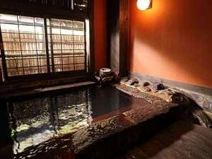 ふじ屋:【家族風呂】空いていれば、24時間お好きな時にご利用いただけます。