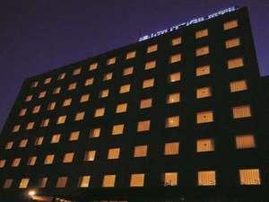 福山オリエンタルホテル 外観