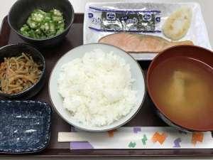 コンビニAyersRockホテル仙台多賀城:朝食メニュー