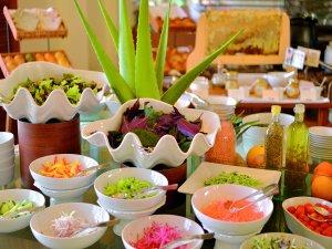 ザ・テラスクラブ アット ブセナ:ファインダイニング朝食(イメージ)