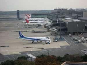 東横イン成田空港:眺望