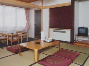 菅平高原プラザホテル:西館和室