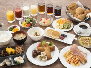 ホテルJALシティ関内 横浜:朝食メニュー イメージ