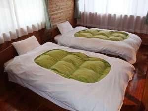 清和高原天文台 清和高原の宿:2F寝室