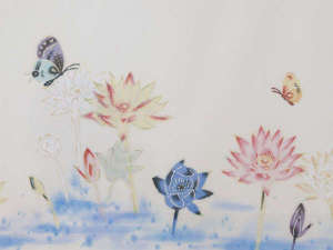 空フロア アート一例--館内には県内在住アーティストを中心としたアート作品が多数ございます