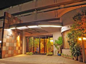 甲子園ホテル夕立荘 外観