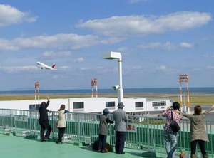 【大分空港】白菊から車で50分 空港から出ているエアライナーを使うとアクセスも便利