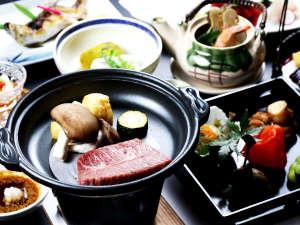 志太温泉潮生館(しだおんせん ちょうせいかん):★A5ランクのミスジ肉は口に入れた瞬間、とろける様な味わい。