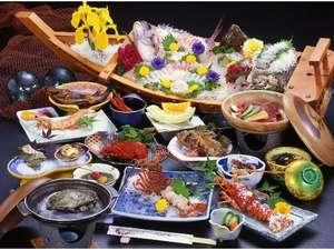 漁師料理と温泉の宿 浜栄:大将おまかせプラン(S)