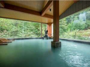 鳴子温泉 湯元 吉祥:日本の温泉番付で東の横綱にも選ばれた『鳴子温泉』当館は大浴場の他に4つの無料貸切風呂もご用意してます