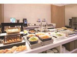 Tマークシティホテル東京大森:レストラン  ビュッフェスタイル