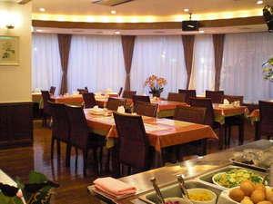 坂戸ホテル:朝食が変わりました!和・洋のビュッフェスタイルで・・・