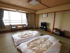 熊野の宿 海ひかり:【お部屋】人数に応じてゆったり安らげるお部屋へご案内♪