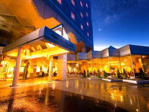 満天の星空を堪能するリゾート 芦別温泉スターライトホテルの写真