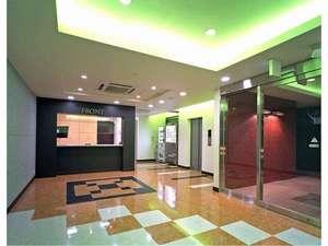 広島タウンホテル:フロント