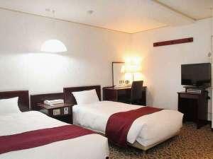 佐世保グリーンホテル:客室一例ツインルーム