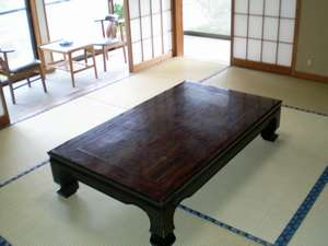 年間民宿ニュー日の丸:和室です