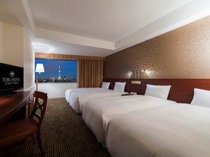 東武ホテルレバント東京:フォース(スカイツリービュー)
