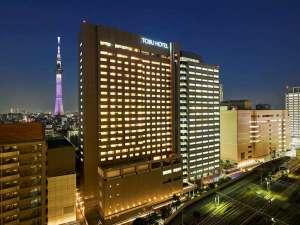 東武ホテルレバント東京 東京スカイツリー(R)オフィシャルホテルの写真