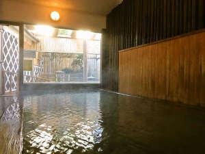 源泉かけ流しの宿 石廊館:良質の塩化物泉、天然の下賀茂温泉100%。源泉かけ流し。