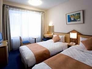 富良野プリンスホテル:本館ツインルーム