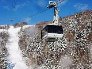 富良野プリンスホテル:富良野スキー場イメージ