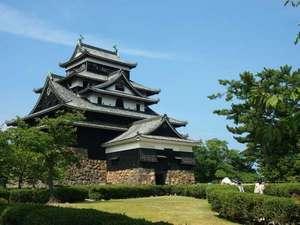 ■城下町松江のシンボル!松江城。国の重要文化財
