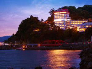 大江戸温泉物語 熱海伊豆山 ホテル水葉亭の写真