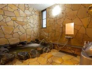 客室風呂例