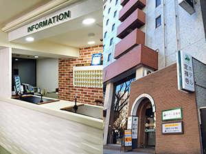 ホテル定禅寺:仙台市役所、宮城県庁、仙台のショッピングアーケードに近く、ビジネスや観光の拠点として最適!