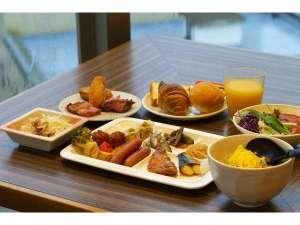 ◆朝食 和洋ブッフェスタイル