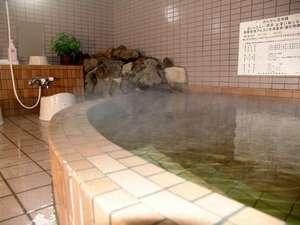 ホテル 四国屋:源泉100%掛け流し。15:00~9:00まで入浴可能