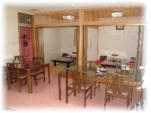 ホテル 四国屋:朝食・夕食はこちらでお召上がりください
