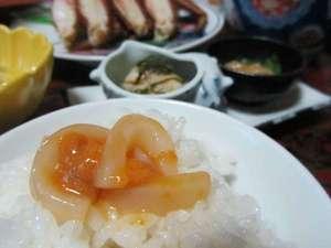 ホテル 四国屋:海の幸はご飯との相性が良く、箸も進みます♪