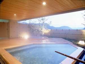 修善寺温泉 桂川:露天風呂『こもれびの湯』
